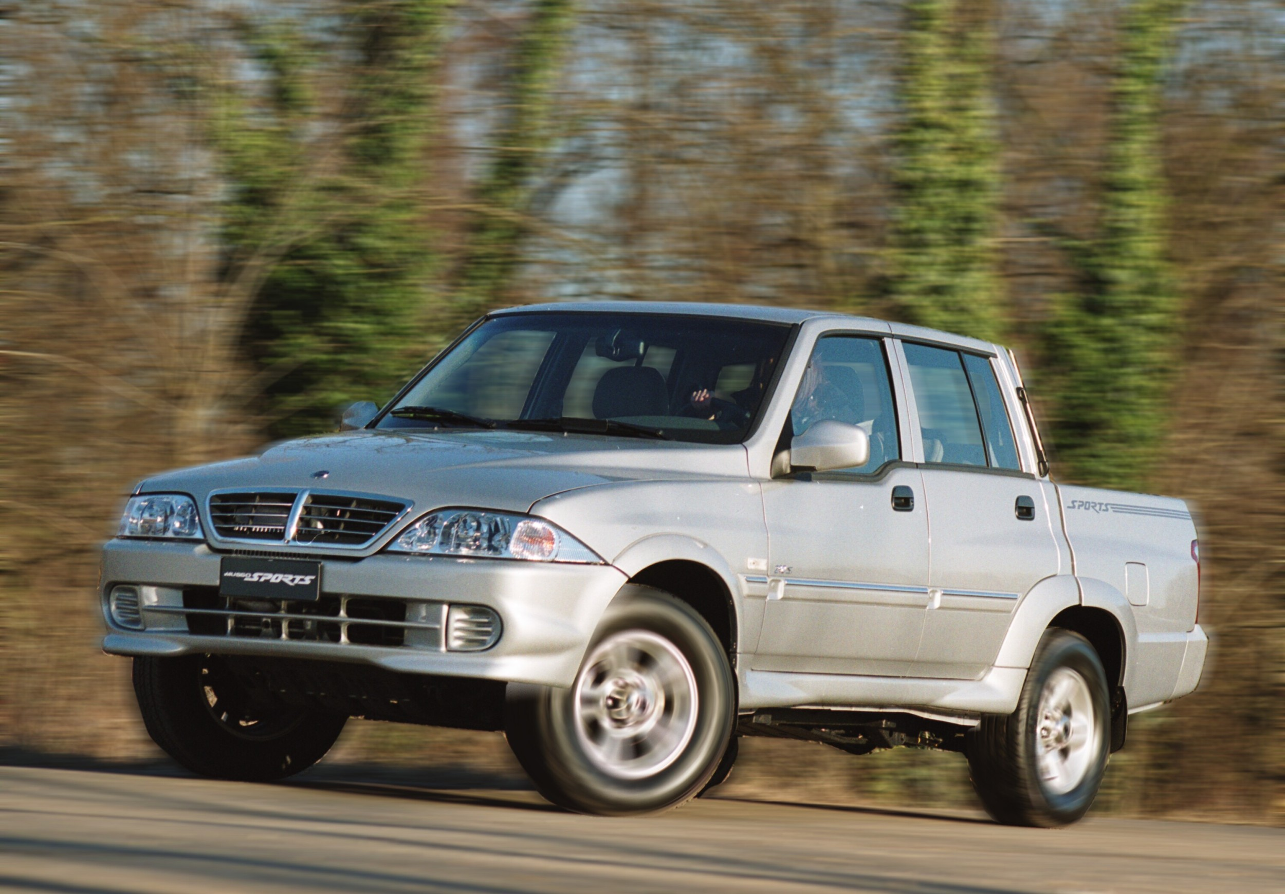 Ssangyong Musso #15