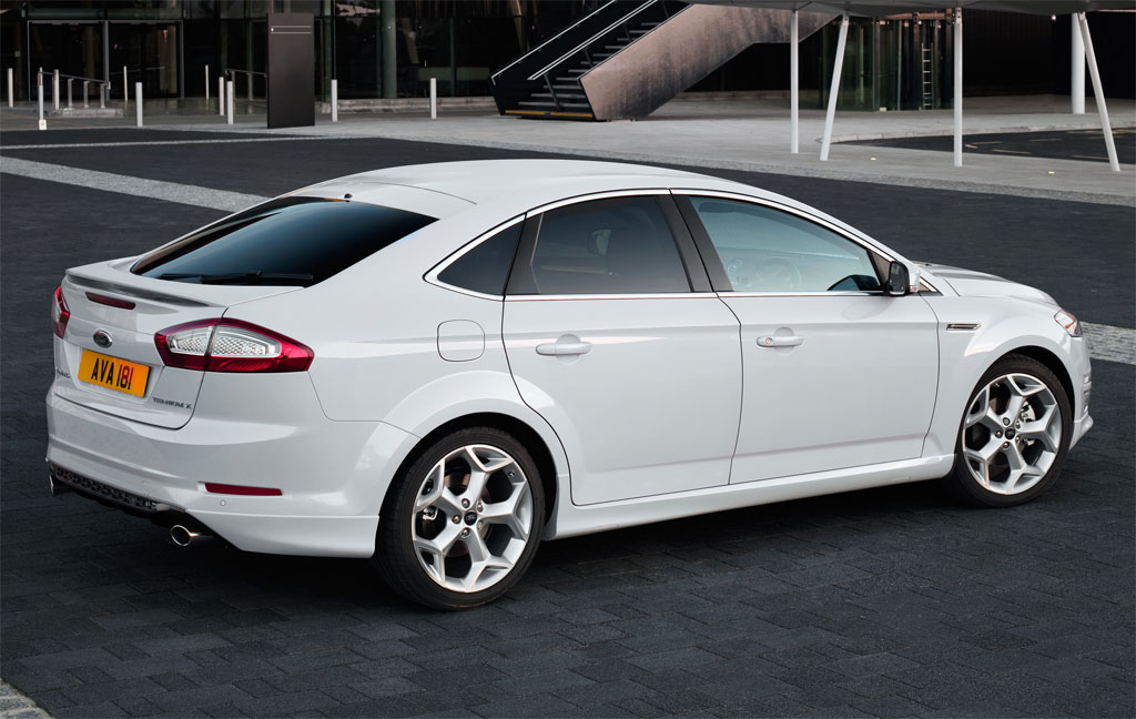 2011 Ford Mondeo #2
