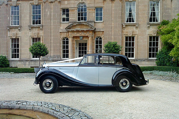1947 Bentley Mark VI #13