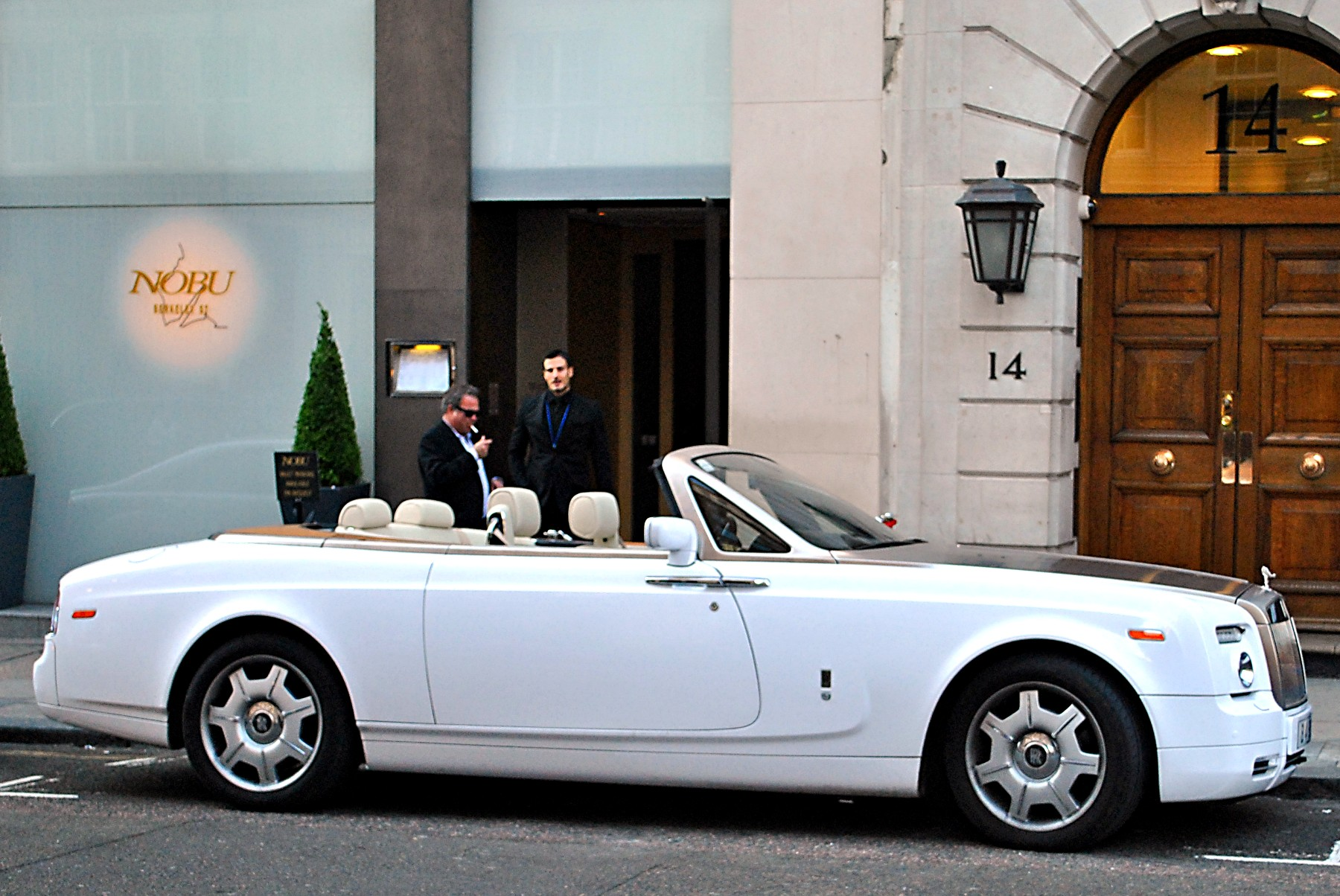 2011 Rolls royce Phantom Drophead Coupe #7