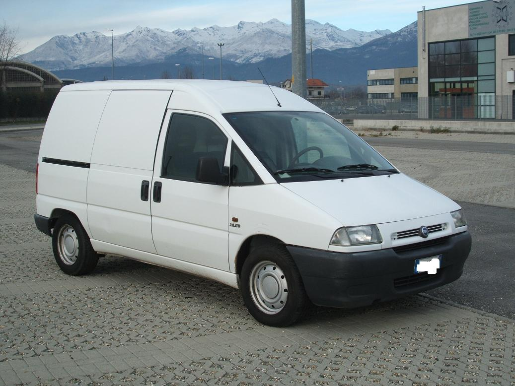 2000 fiat scudo photos informations articles. Black Bedroom Furniture Sets. Home Design Ideas