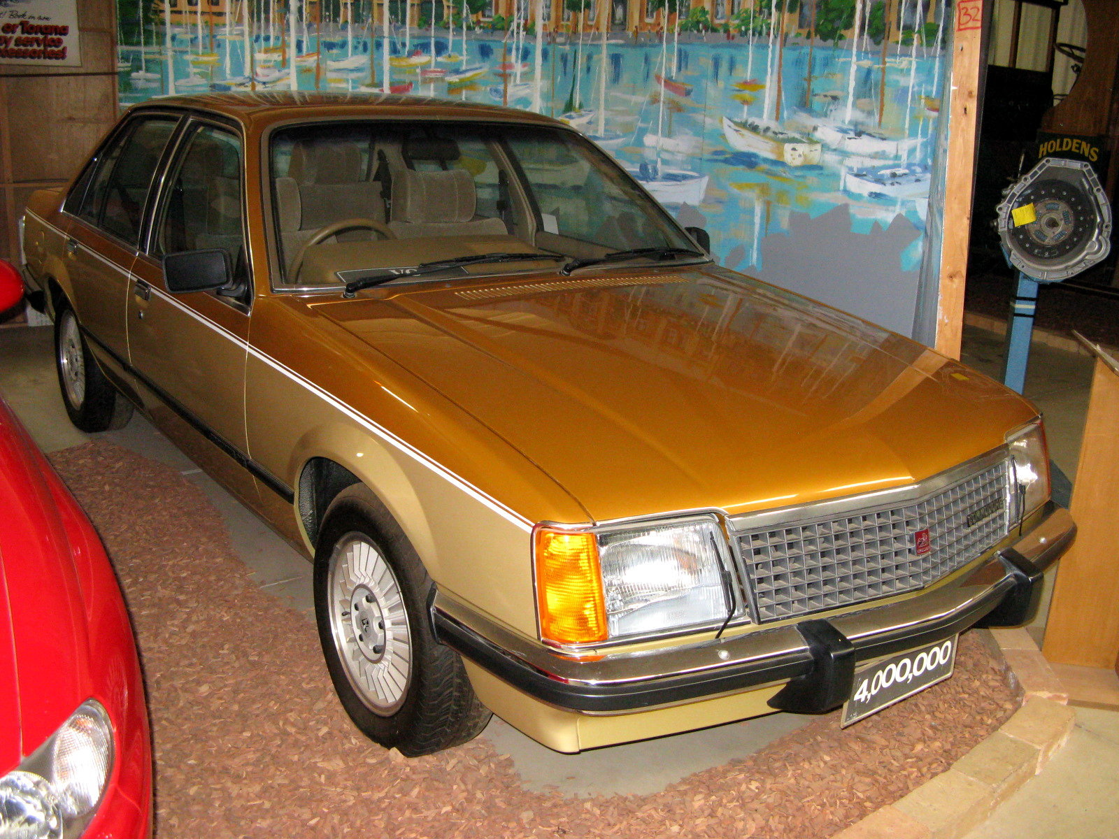 1980 Holden Commodore #7
