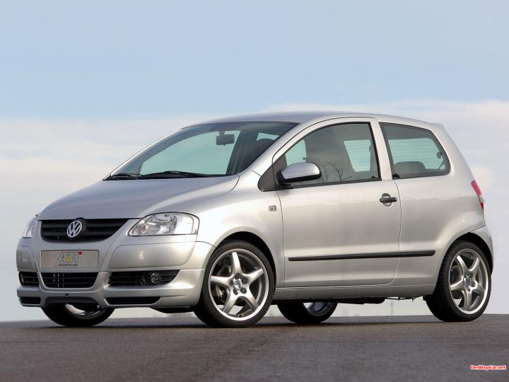 Volkswagen Fox #3