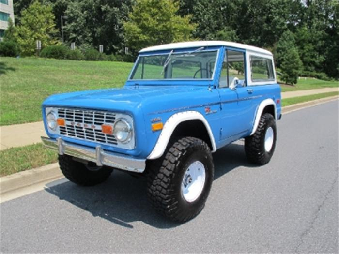 Ford Bronco #16