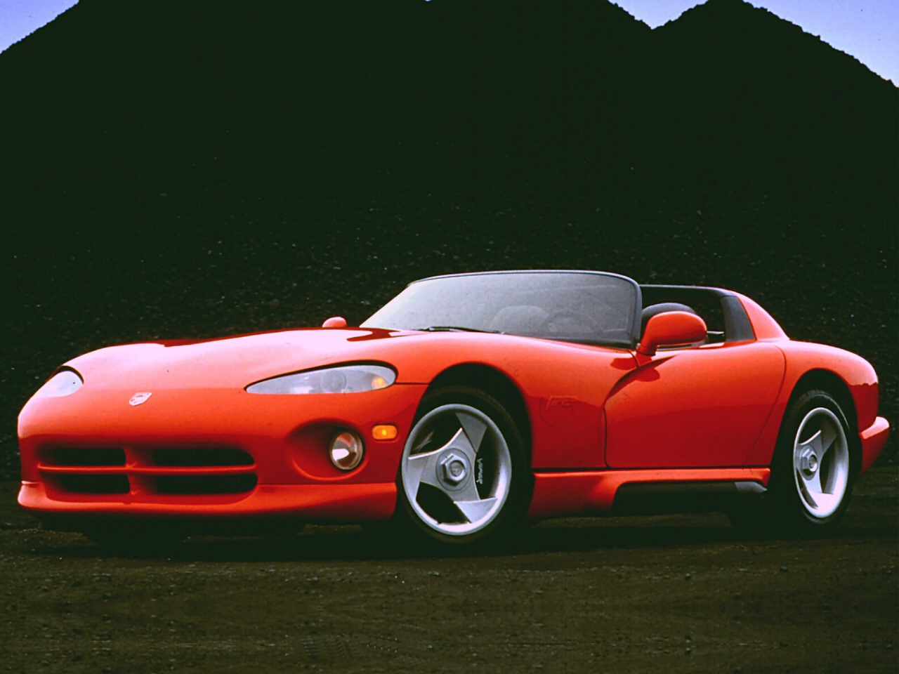 1993 Chrysler Viper #3