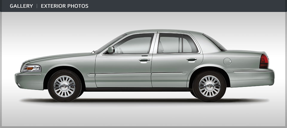 2008 Mercury Grand Marquis #11