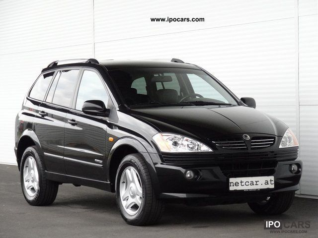 2007 Ssangyong Actyon #7
