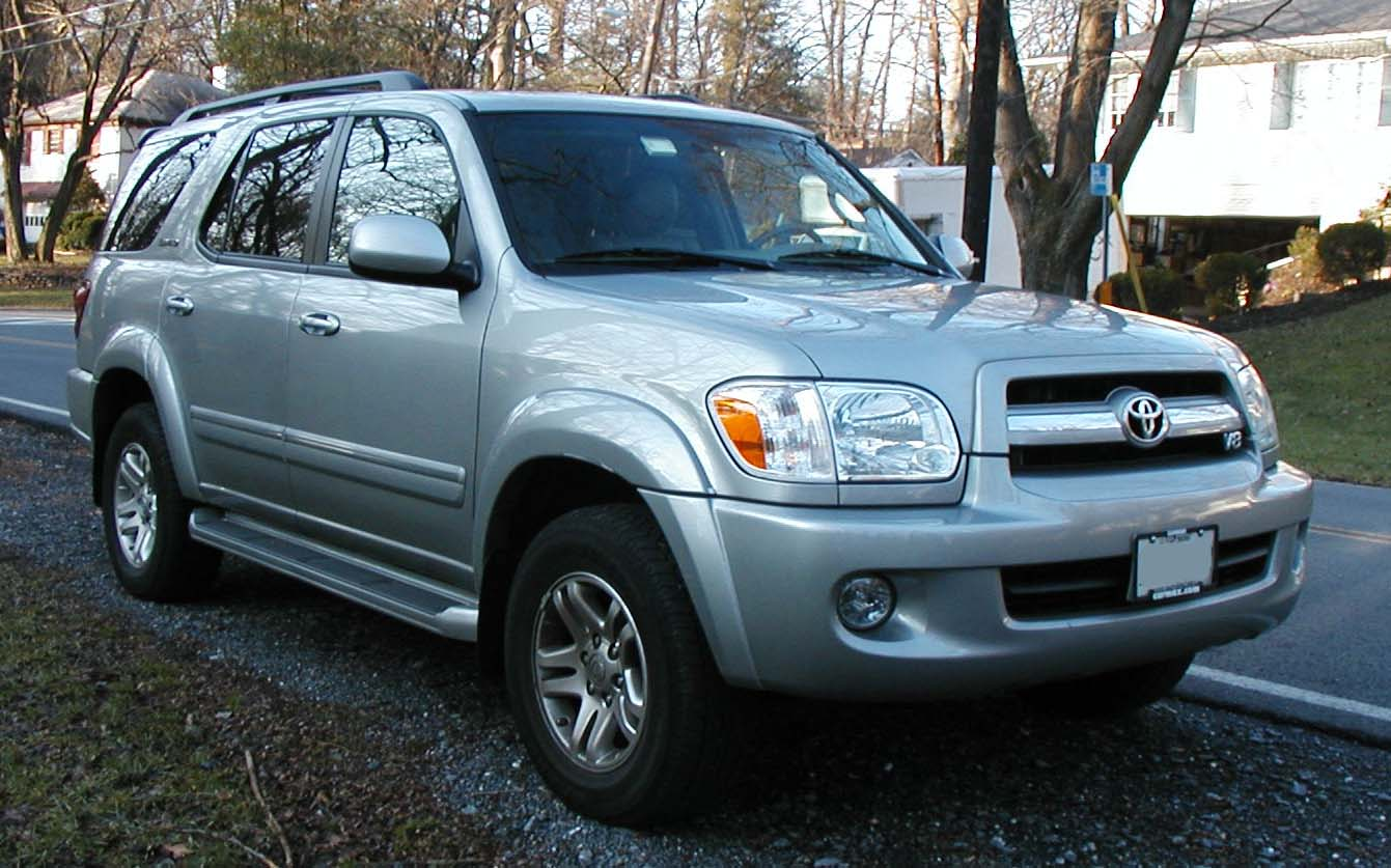 2006 toyota sequoia photos informations articles. Black Bedroom Furniture Sets. Home Design Ideas