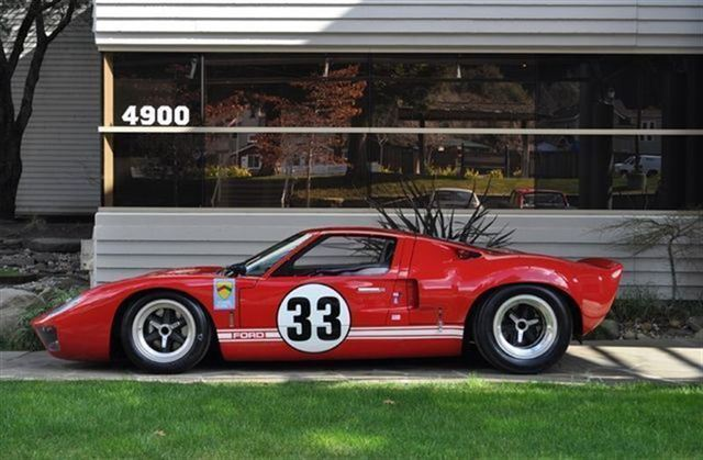 1966 Ford GT 40 #14