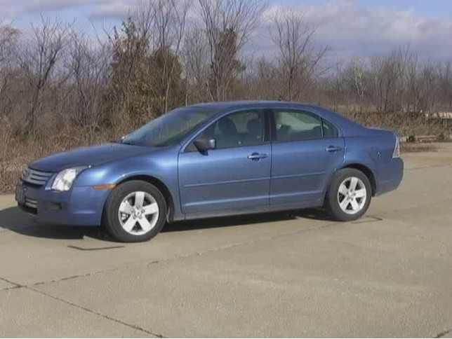 2008 Ford Fusion #6