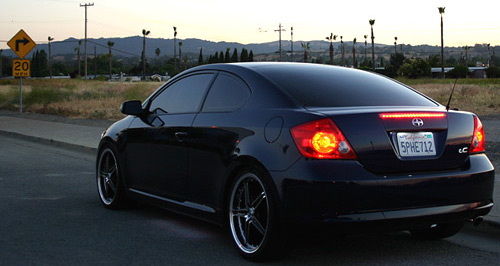 2007 Scion Tc #10
