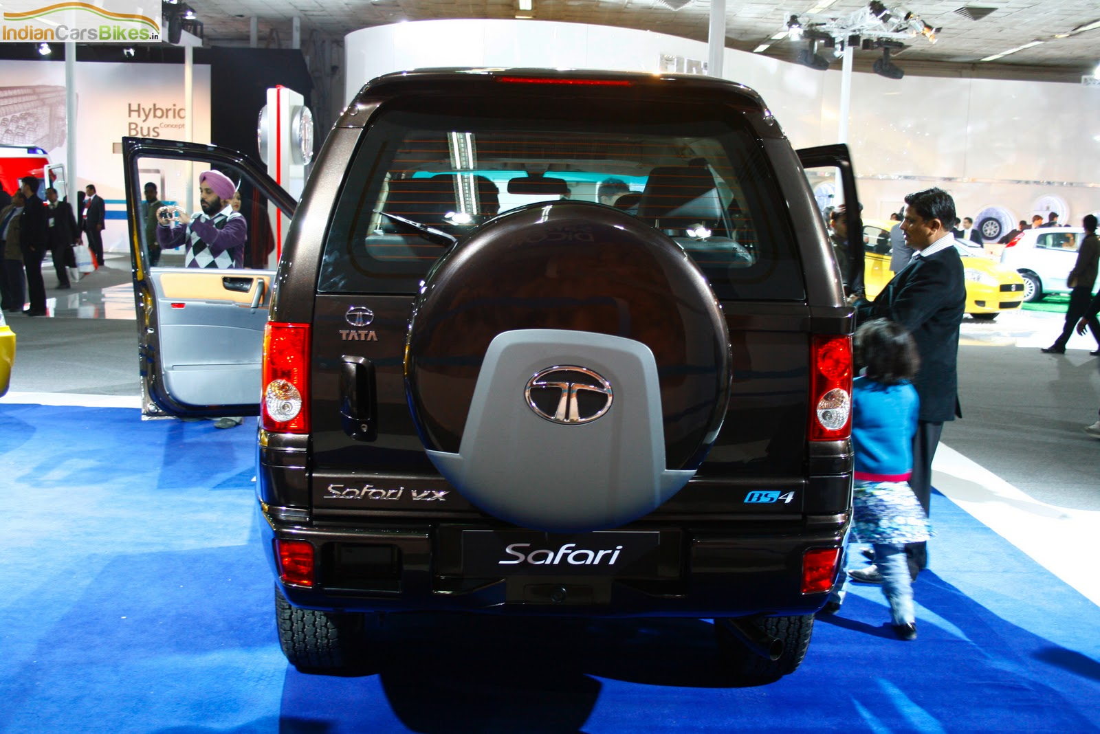 2011 Tata Safari #5
