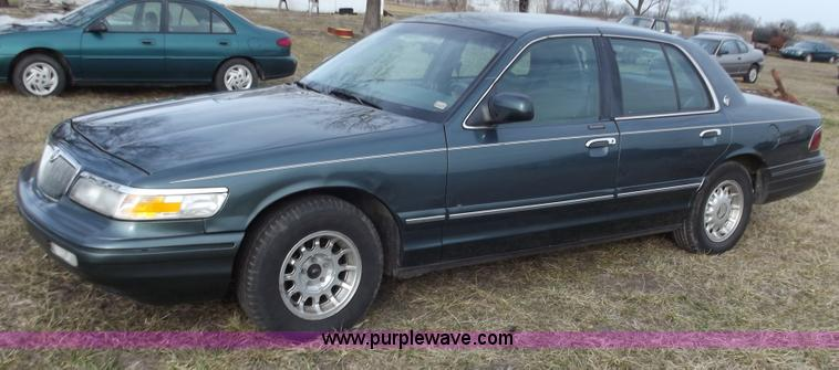 1996 Mercury Grand Marquis #14