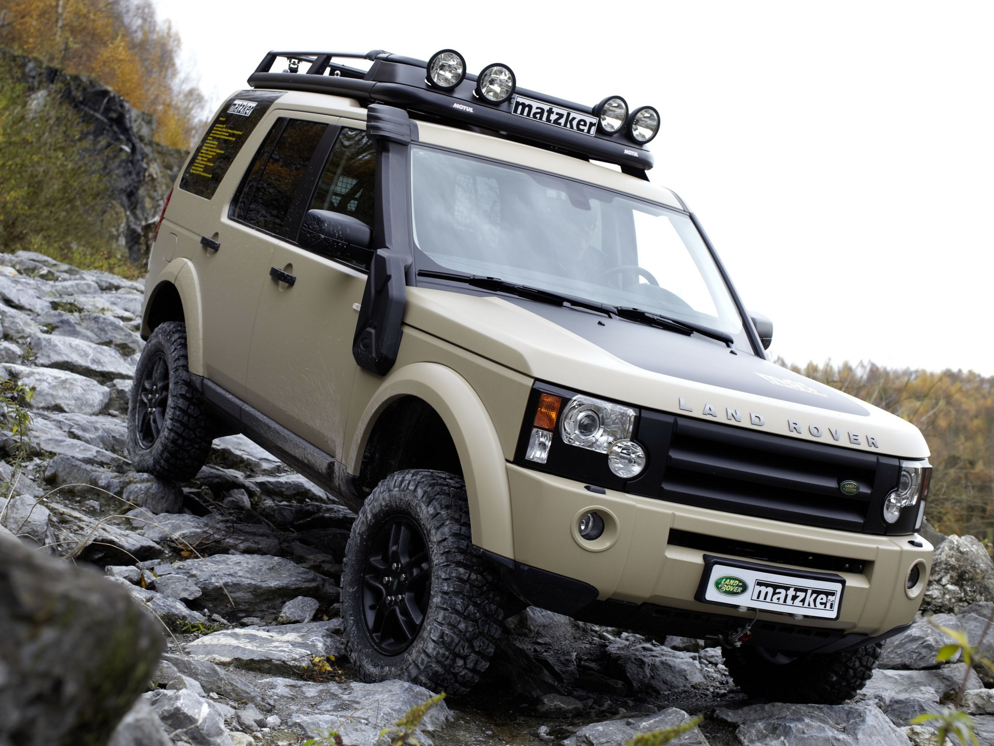 Land Rover Discovery 3 #14