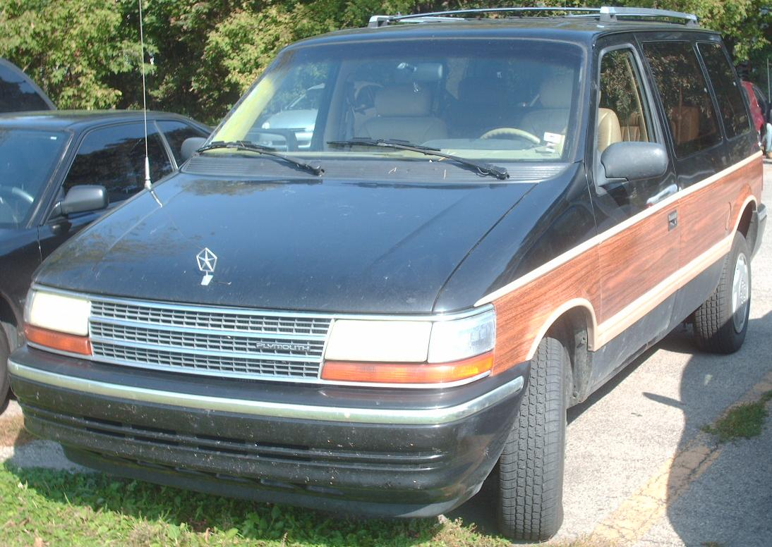 1991 Plymouth Voyager #1