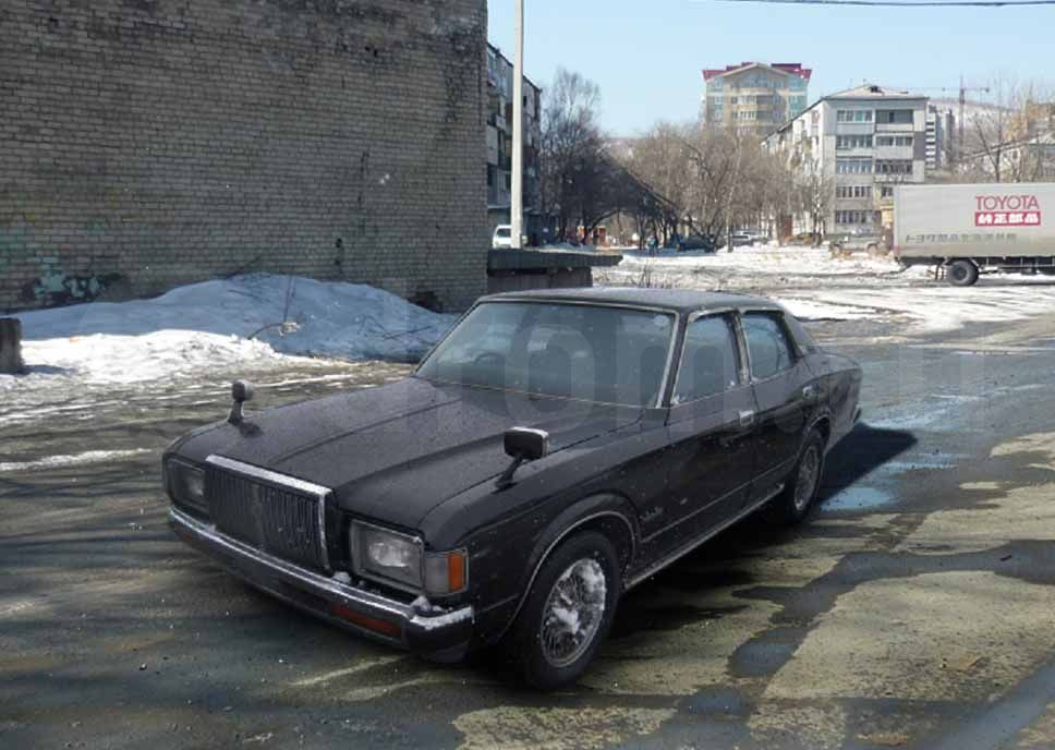 1978 Toyota Crown #14