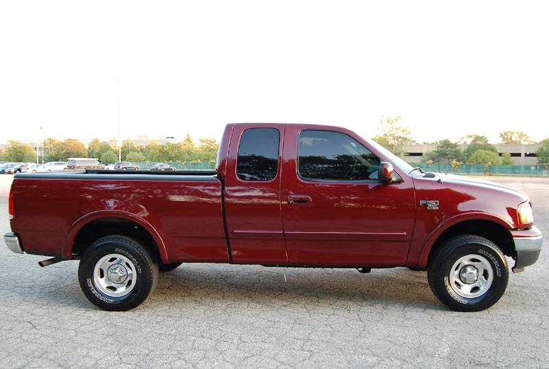 1999 Ford F-150 #13