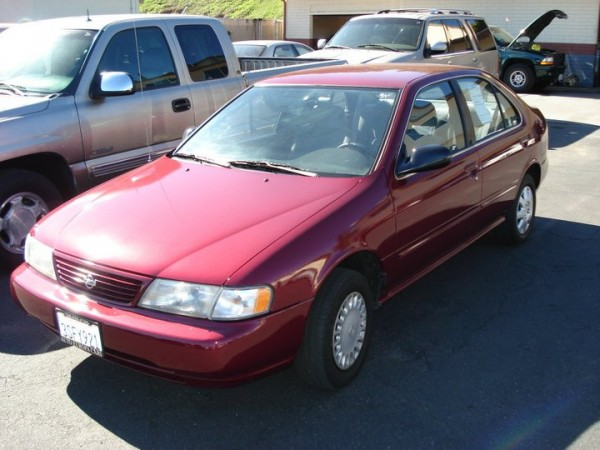 1997 Nissan Sentra Photos, Informations, Articles ...