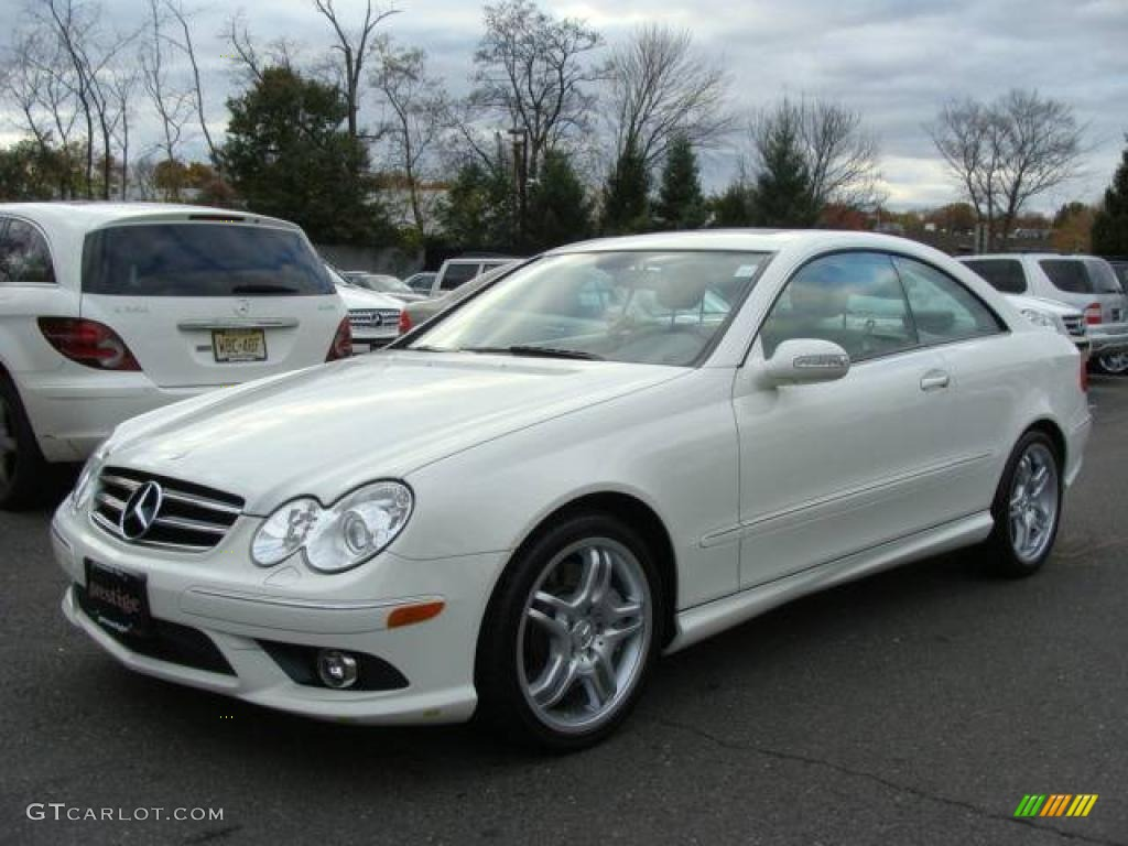 2009 Mercedes-Benz CLK #7