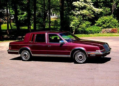 1990 Chrysler Imperial #14
