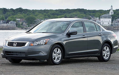2008 Honda Accord #6