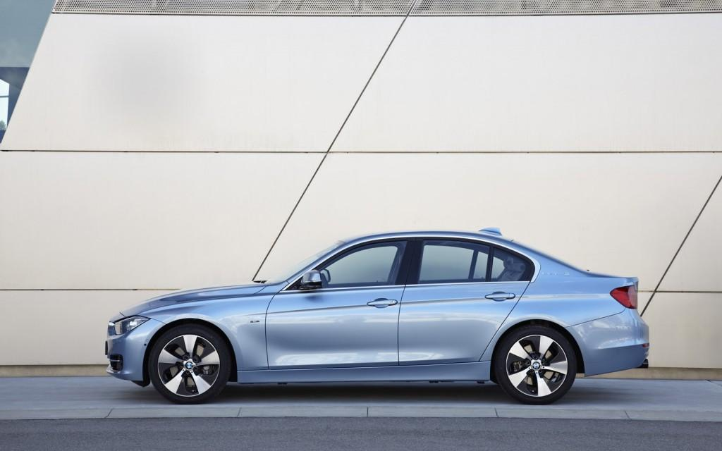 BMW ActiveHybrid 3 #5
