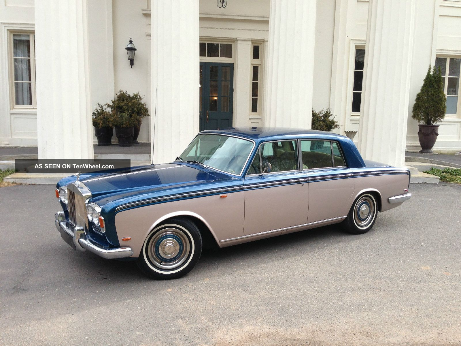 1969 Rolls royce Silver Shadow #4