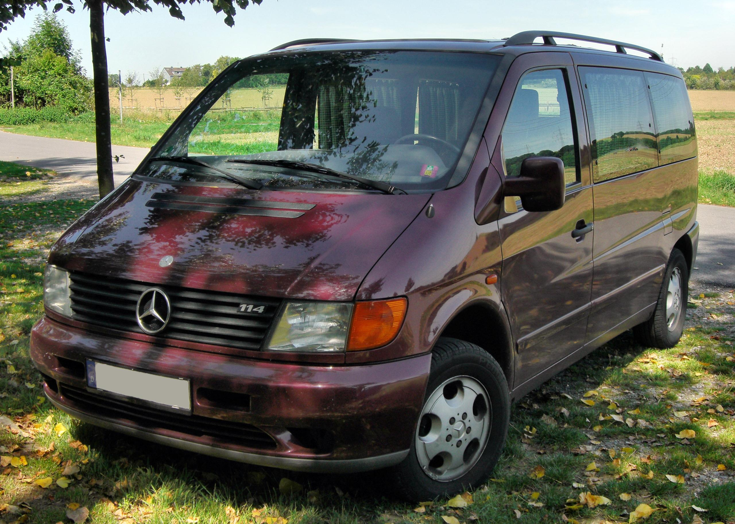 2003 Mercedes-Benz Viano #6