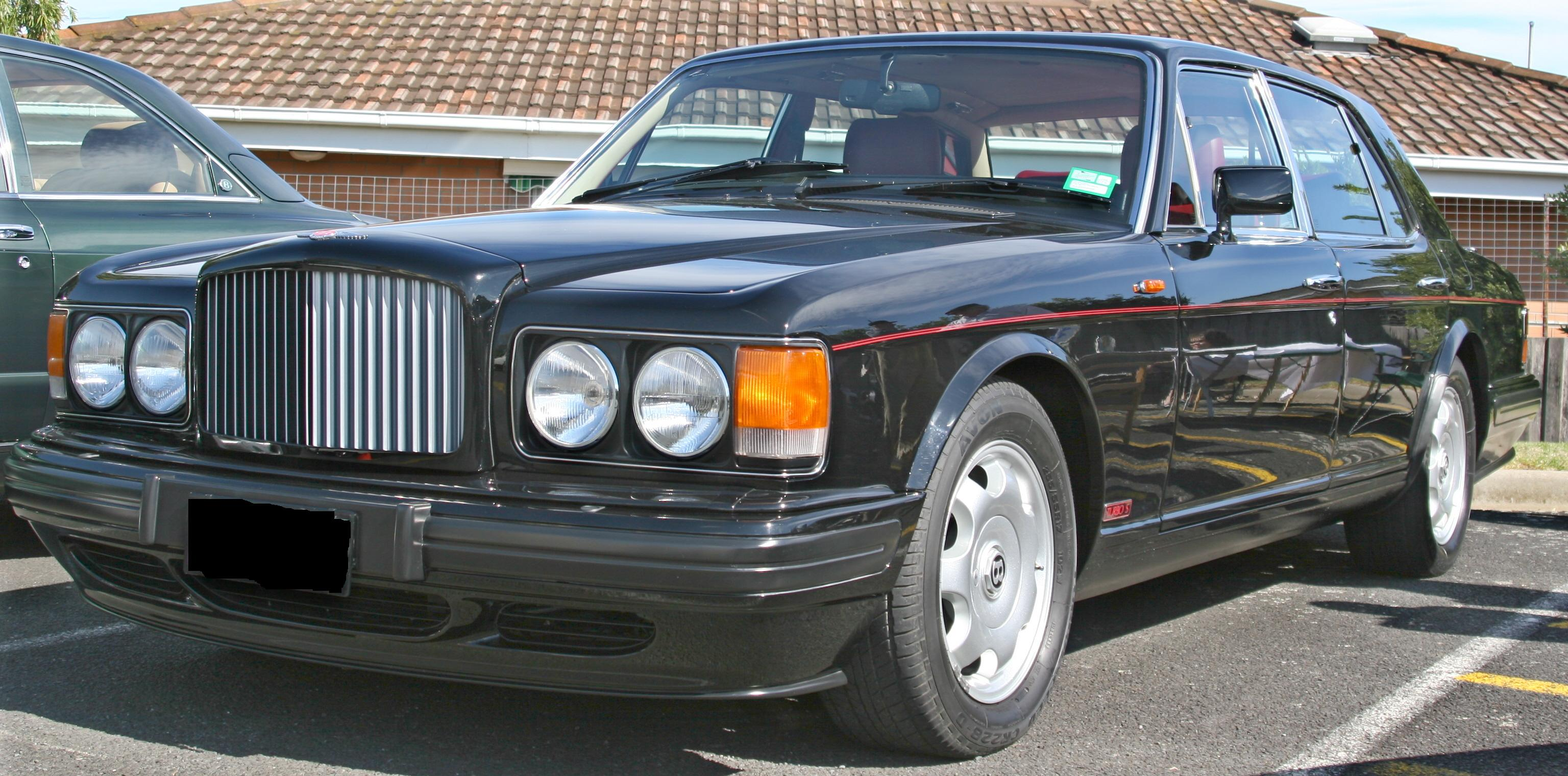 Bentley Turbo #12