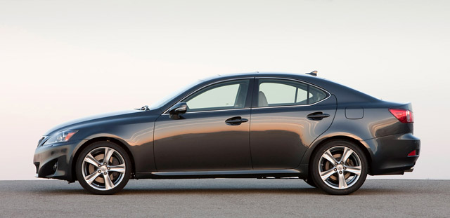 2011 Lexus Is 350 #6