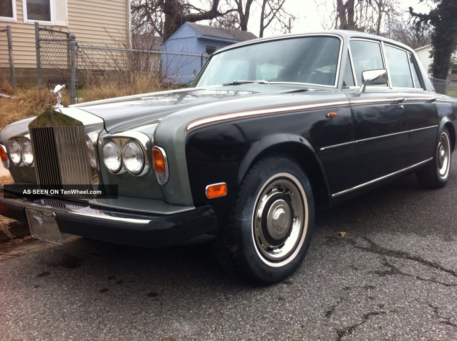 1978 Rolls royce Silver Shadow #5