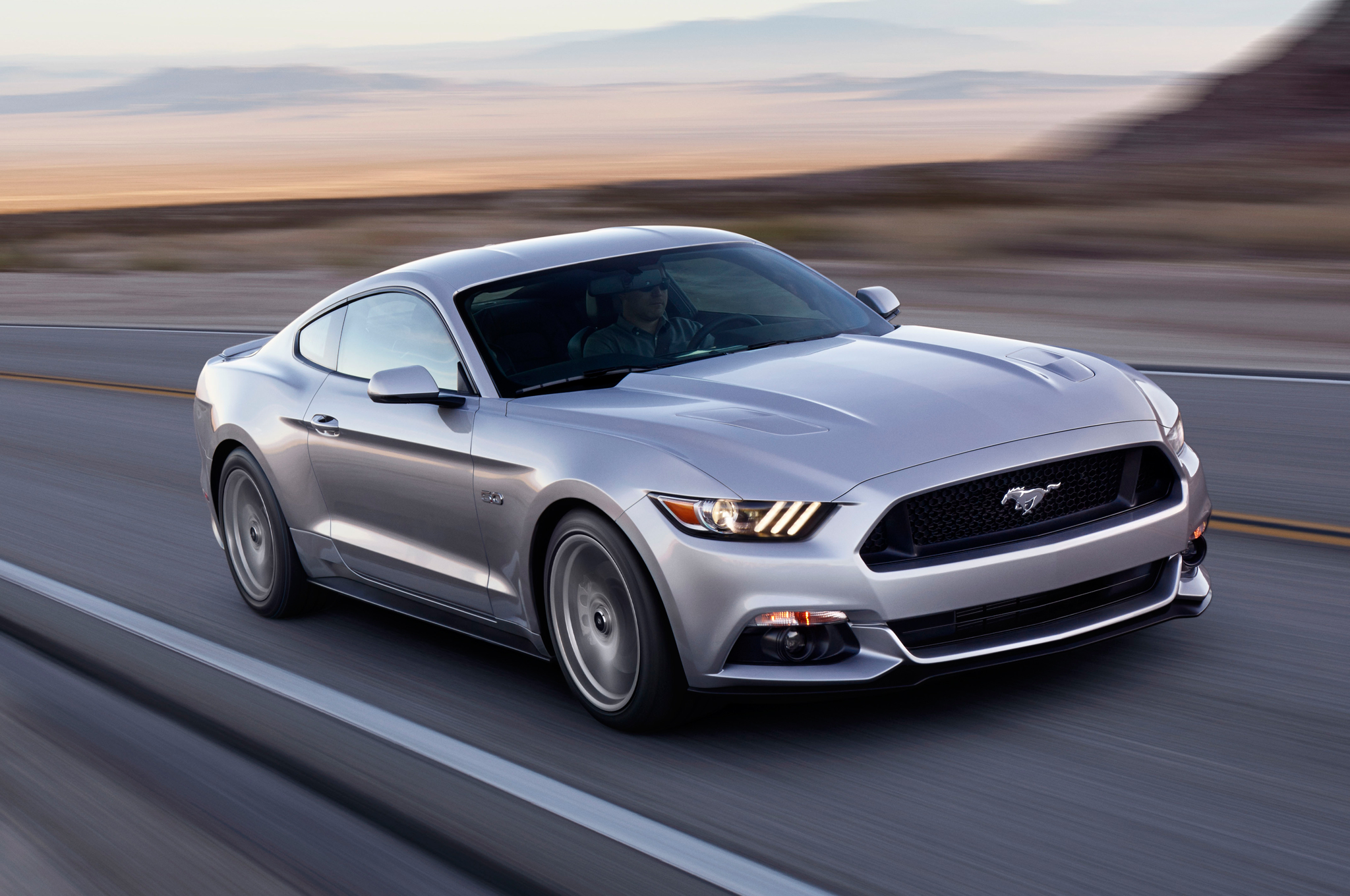 2015 Ford Mustang #2