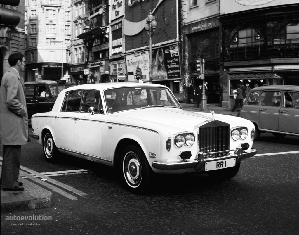 1965 Rolls royce Silver Shadow #14