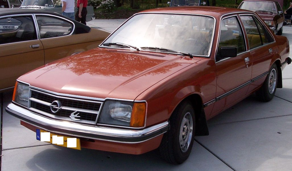 Opel Commodore #1