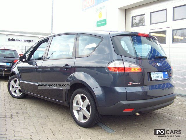 2007 Ford S-Max #7