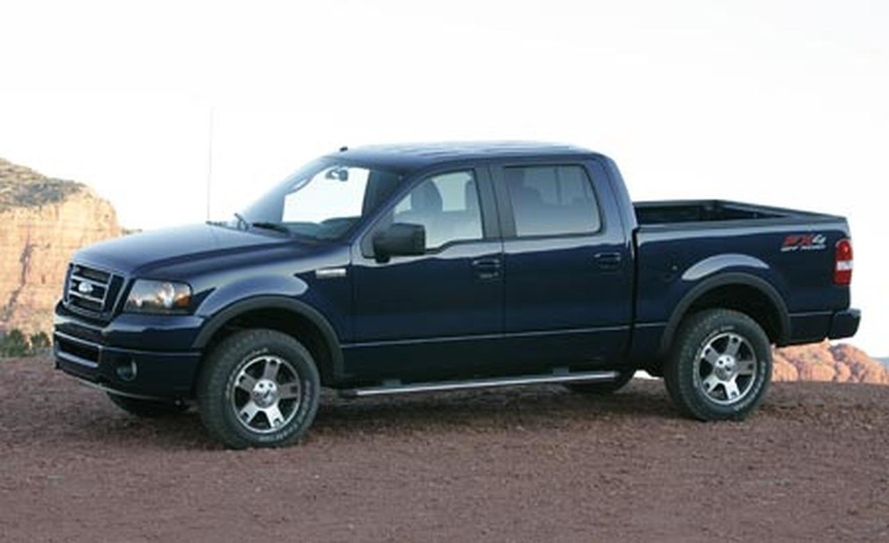 2007 Ford F-150 #10