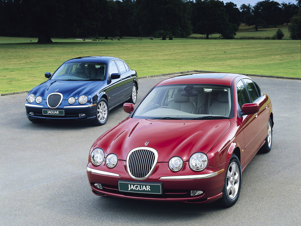 Jaguar S-type #18