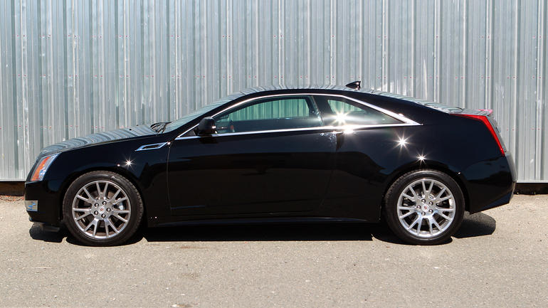 2011 Cadillac Cts Coupe #9