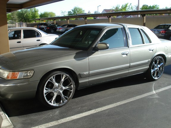 1999 Mercury Grand Marquis Photos Informations Articles