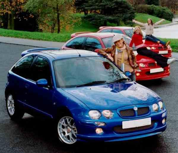 MG Rover #4