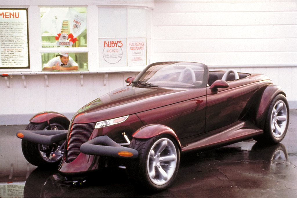 1999 Dodge Prowler #3