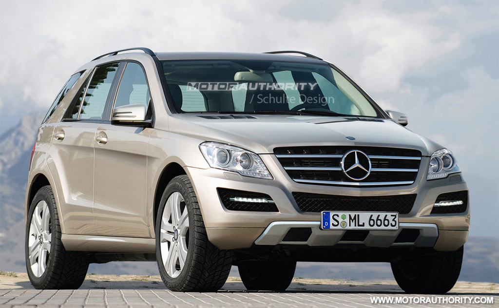 2012 Mercedes-Benz ML #1