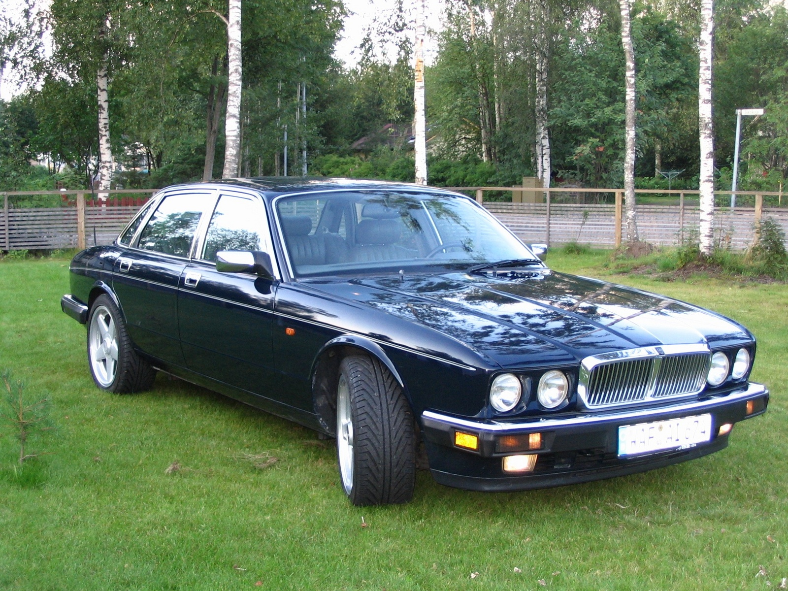 1991 Jaguar Xj-series #17