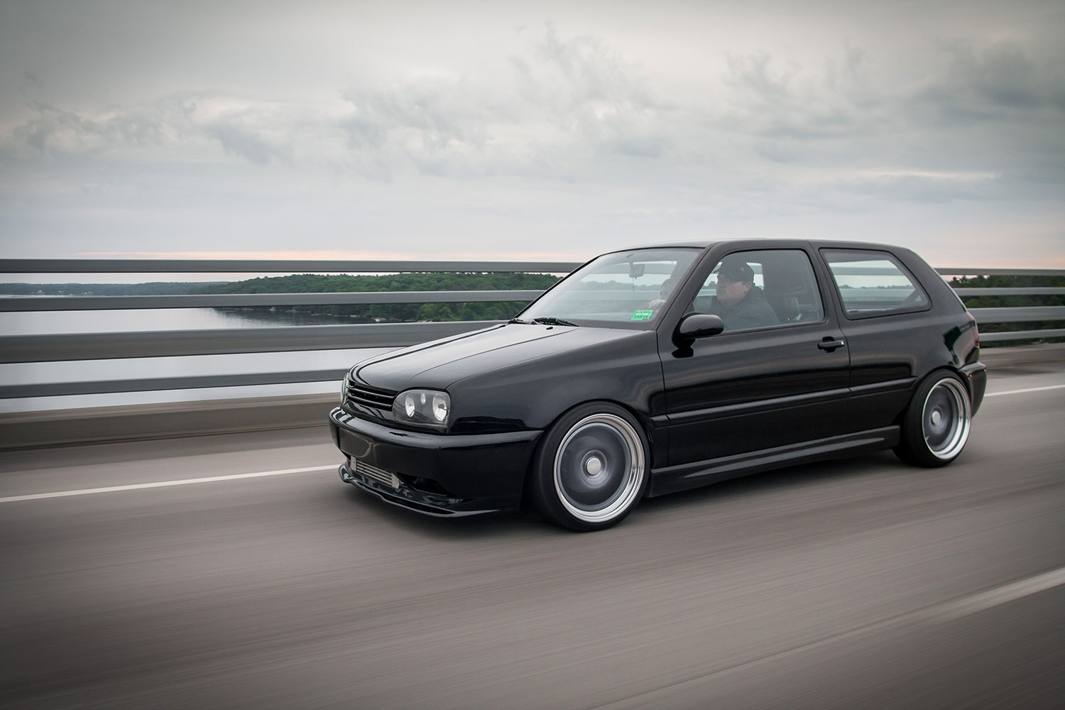 1995 Volkswagen Golf #6