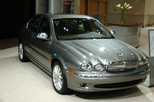 Perfect 2006 Jaguar X Type #3