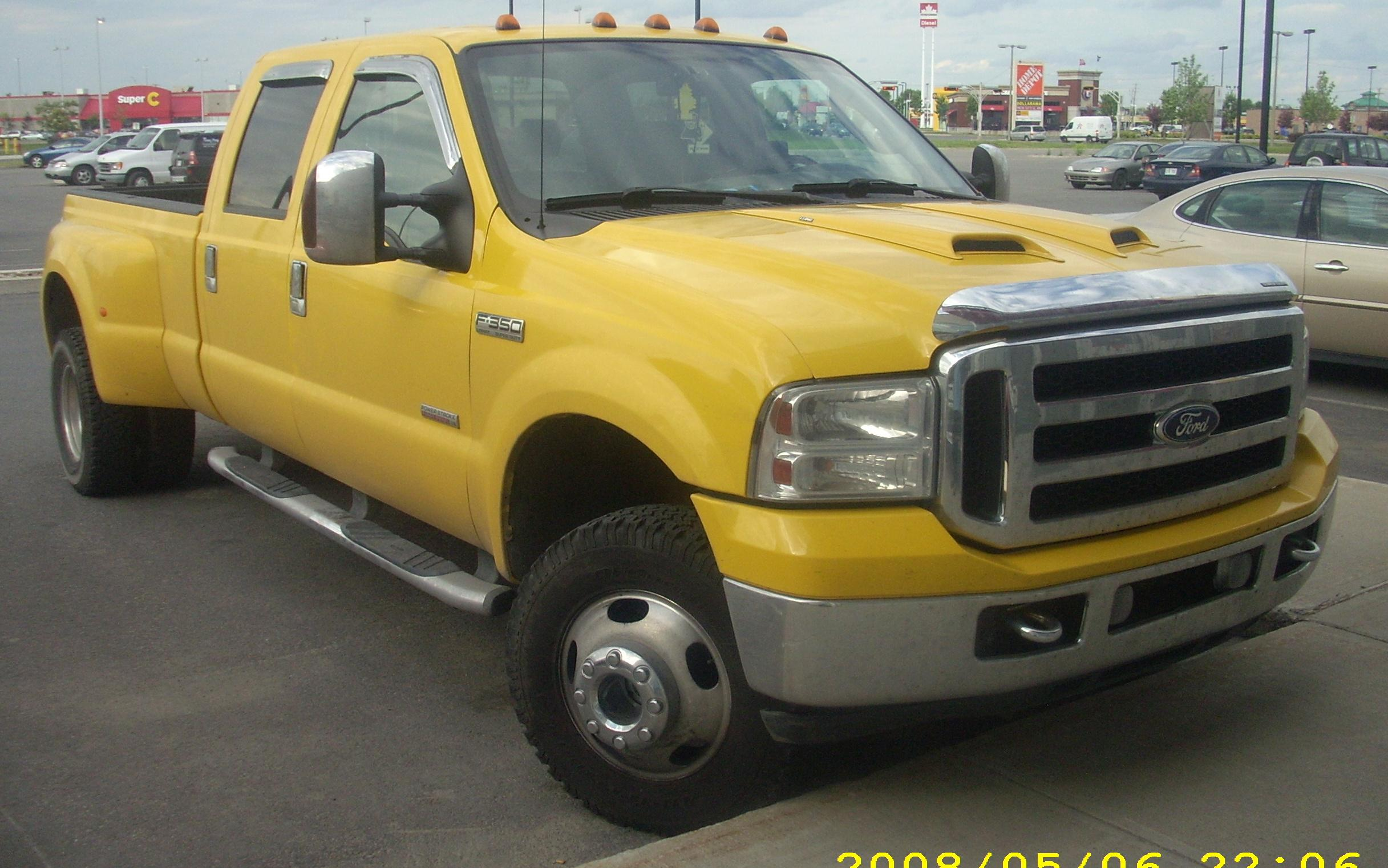 2005 Ford F-350 Super Duty #7