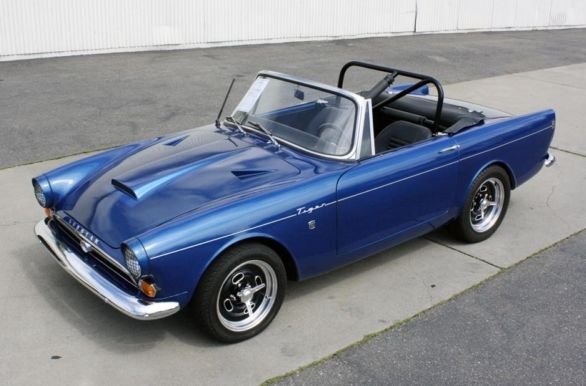 1965 Sunbeam Tiger #15