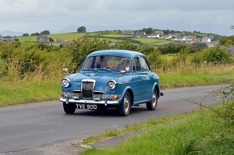 1961 Riley One-Point-Five #13