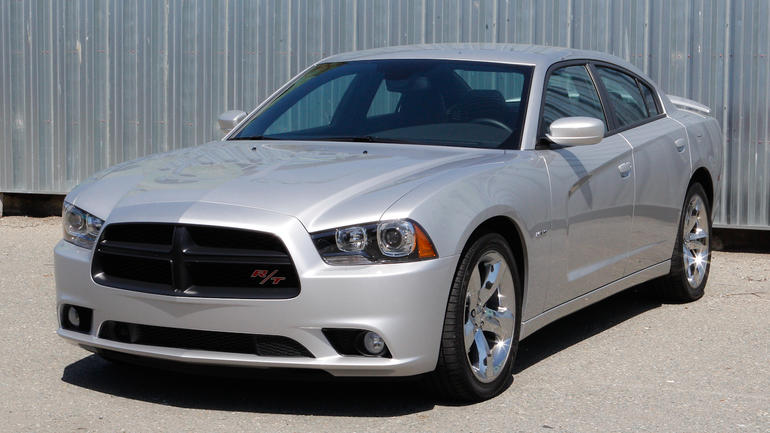 2012 Dodge Charger #2