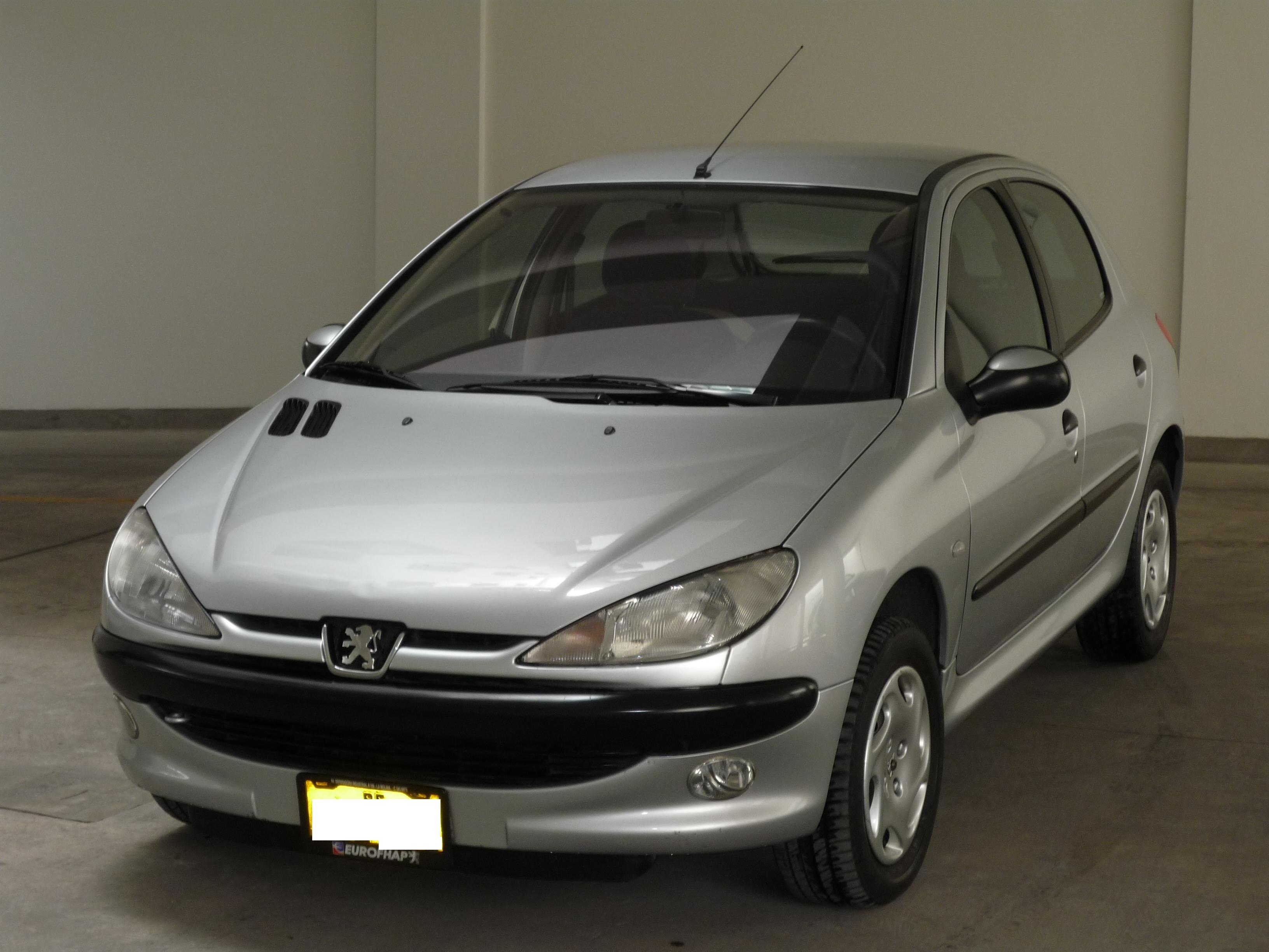 2003 peugeot 206 photos informations articles. Black Bedroom Furniture Sets. Home Design Ideas